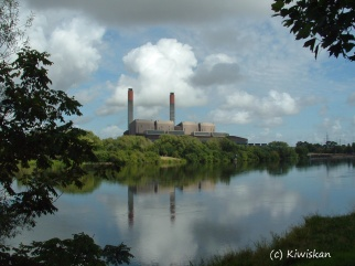 Huntly Power station