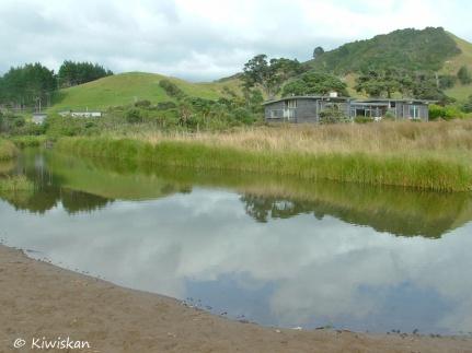 Sandy Bay reflections