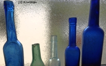 bottle row
