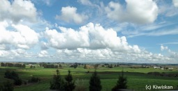 clouds over Waikato