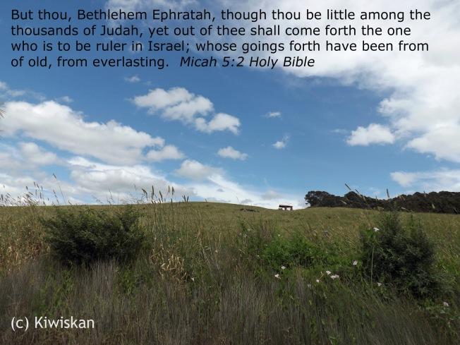 Bethlehem Ephratah