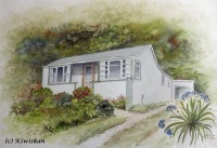 Granity cottage
