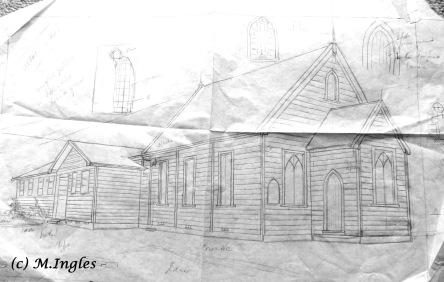 old Dargaville Methodist church