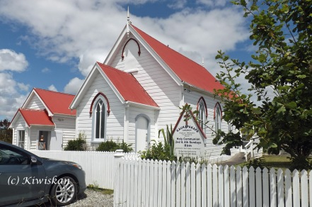 Kaukapakapa church