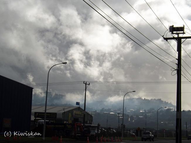 industrial fog