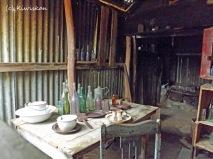 tin miners hut