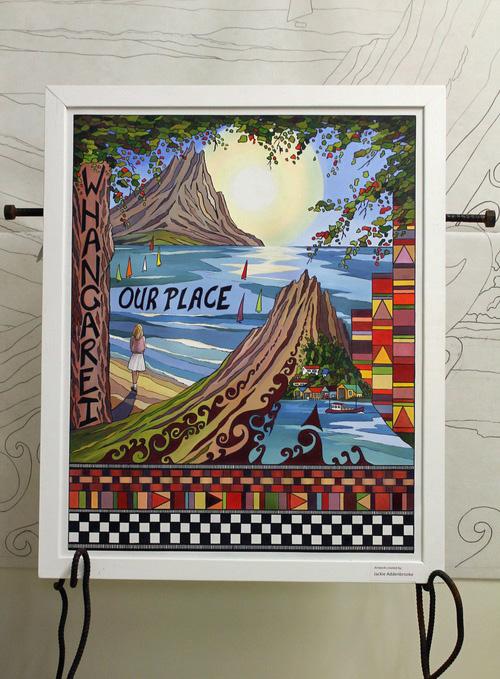 Whangarei tapestry