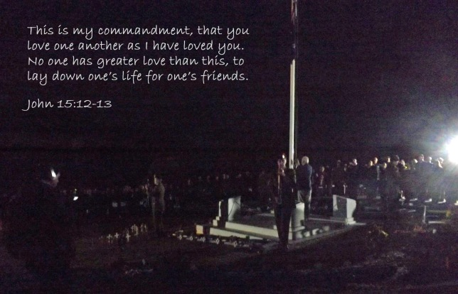 anzac morning 039 my commandment
