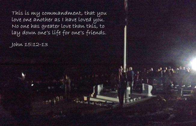 anzac morning 039 my commandment