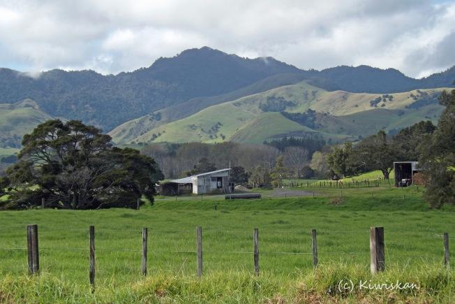 below the hills