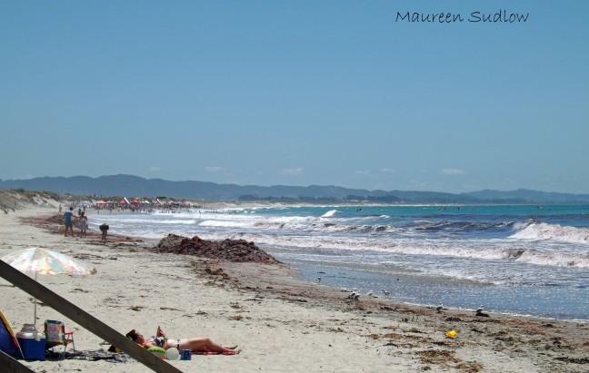 surf championships Waipu Cove