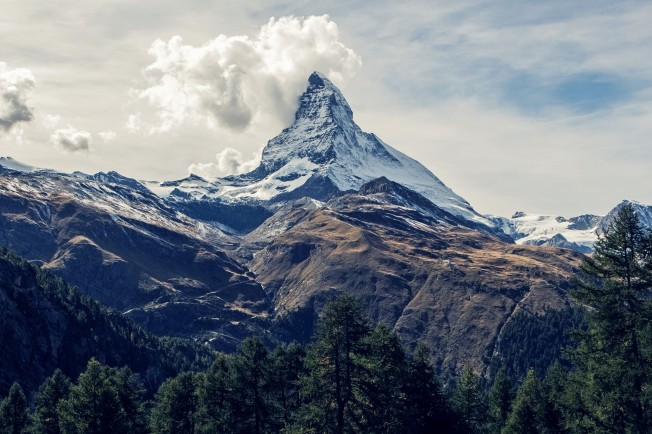 mountains from unsplash