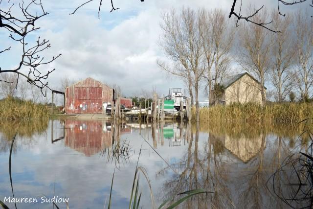 Boat-sheds III