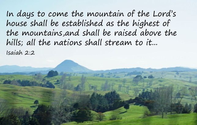mountain of the Lord