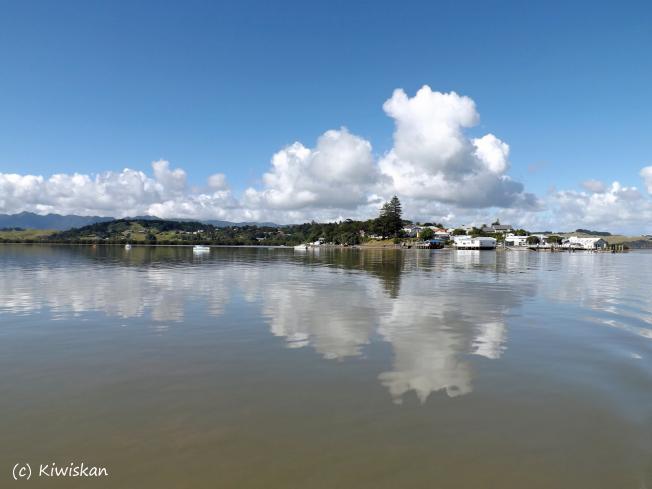 Rawene reflections