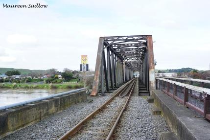 Whanganui railway bridge 2