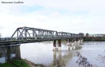Whanganui railway bridge