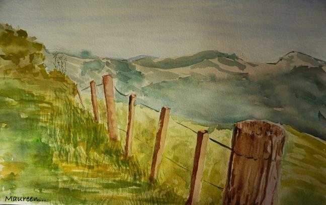 Kaipara hills