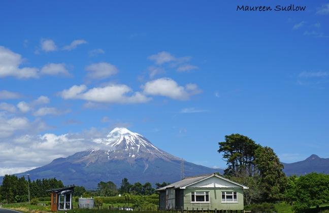 Mt Taranaki 1