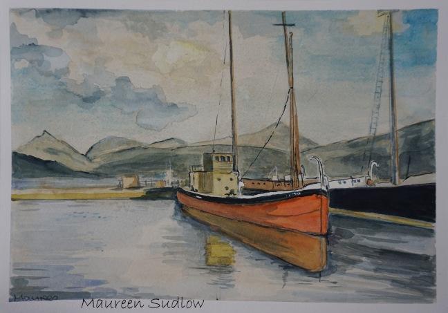 Fionas boat