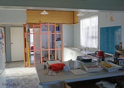 kitchen ongoing