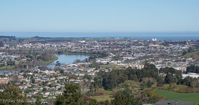 Whanganui to the sea