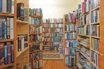 Patricks bookshop three
