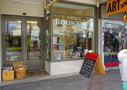 Patricks bookshop two
