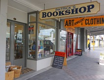 Patricks bookshop